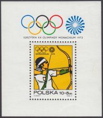 XX Igrzyska Olimpijskie w Monachium - Blok 44