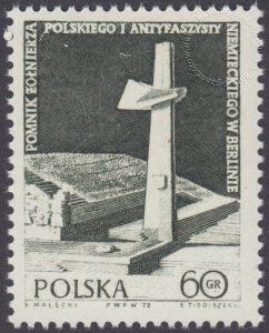 Odsłonięcie pomnika żołnierza polskiego i antyfaszysty w Berlinie - 2012