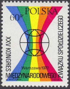 XXV Kongres Międzynarodowego Związku Spółdzielczego - 2034