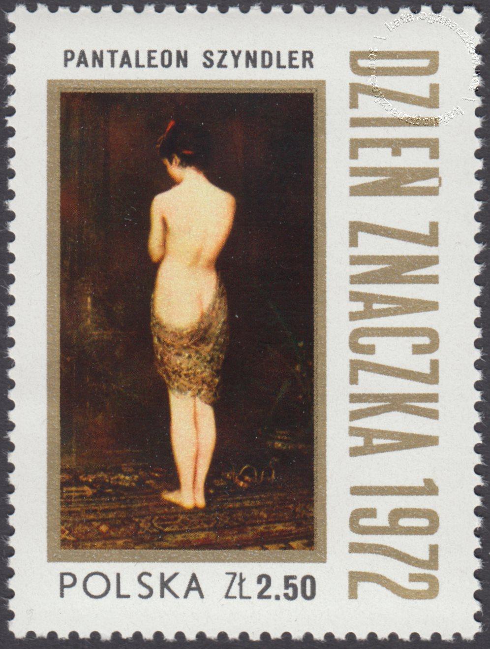 Dzień znaczka znaczek nr 2039