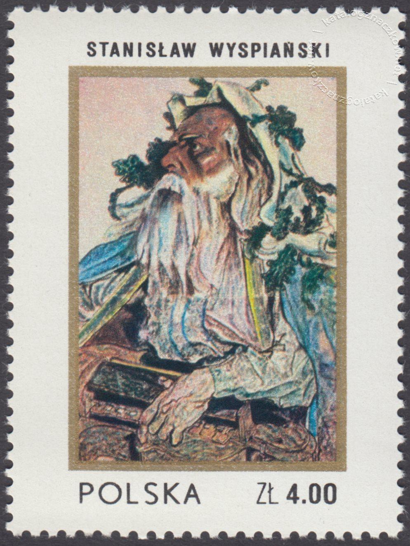 Dzień znaczka znaczek nr 2041