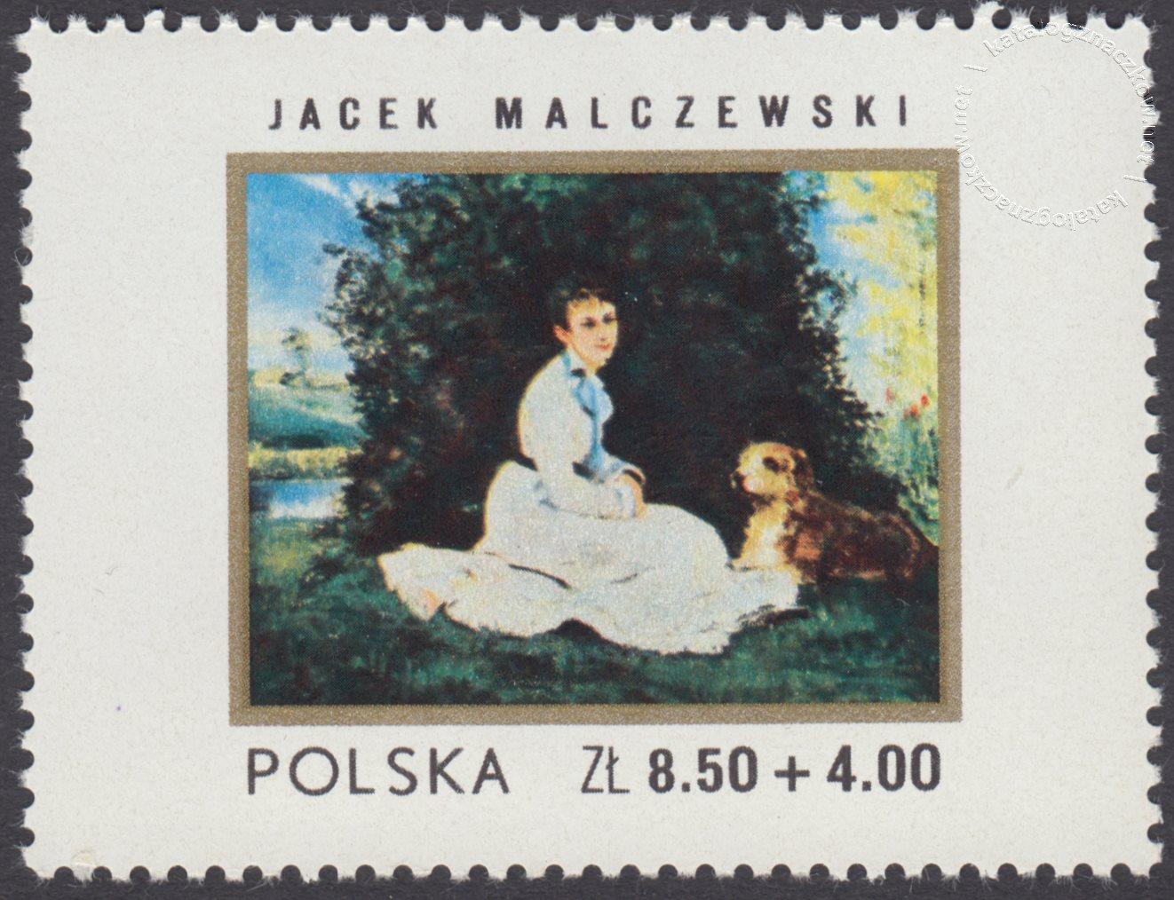 Dzień znaczka znaczek nr 2042