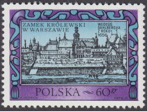 Zamek Królewski w Warszawie - 2055