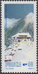 Turystyka - schroniska górskie - 2057