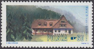 Turystyka - schroniska górskie - 2058
