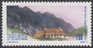 Turystyka - schroniska górskie - 2060