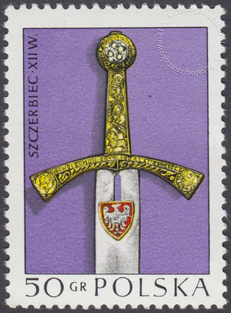 Arcydzieła sztuki polskiej znaczek nr 2090