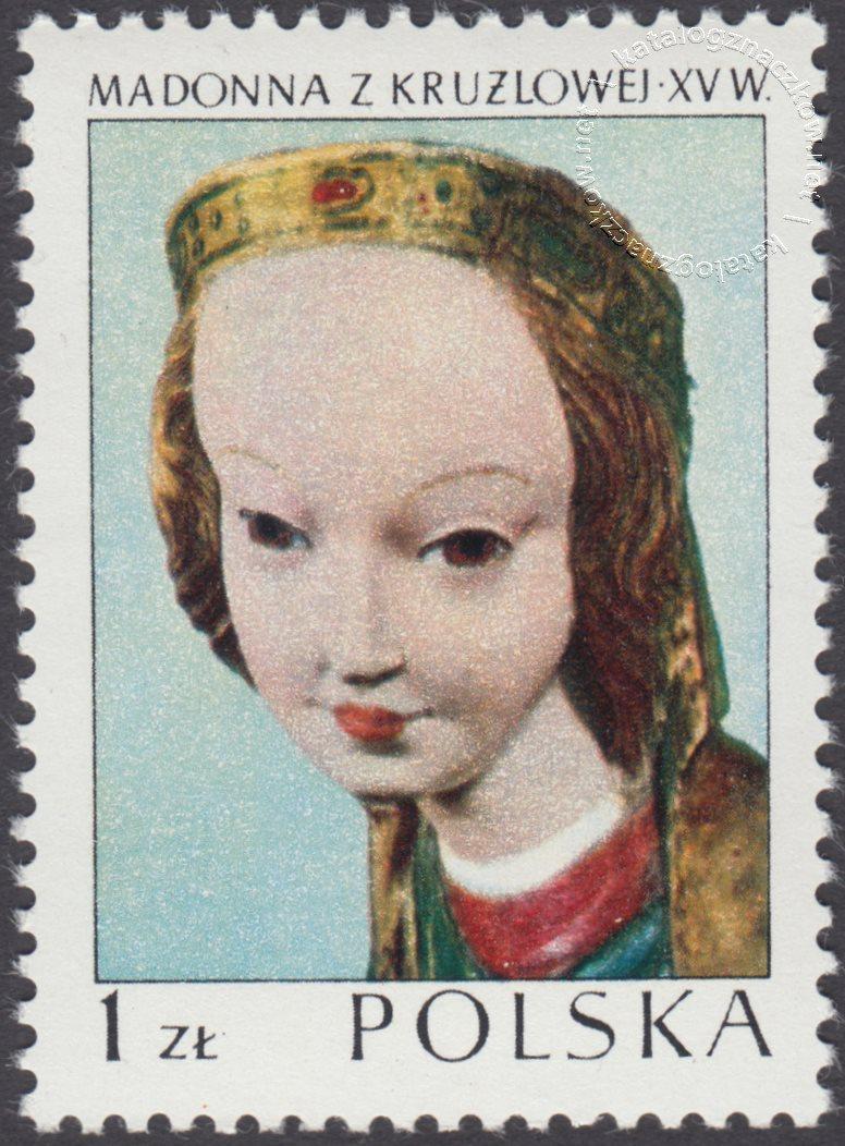 Arcydzieła sztuki polskiej znaczek nr 2091