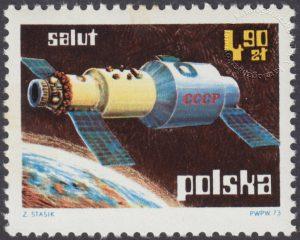 Badanie kosmosu - Salut, Copernicus - 2108