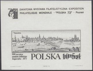 Światowa Wystawa Filatelistyczna - Blok 46ND