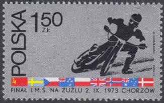 Finał Indywidualnych Mistrzostw Świata na żużlu w Chorzowie - 2125
