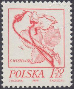 Rośliny w twórczości Stanisława Wyspiańskiego - 2150