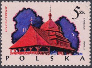 Polskie budownictwo drewniane - 2159