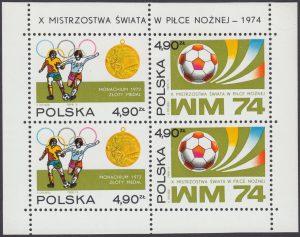 X Mistrzostwa Świata w piłce nożnej - Blok 48