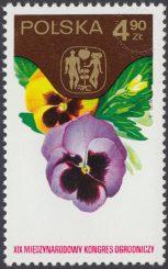 XIX Międzynarodowy Kongres Ogrodniczy w Warszawie - 2188