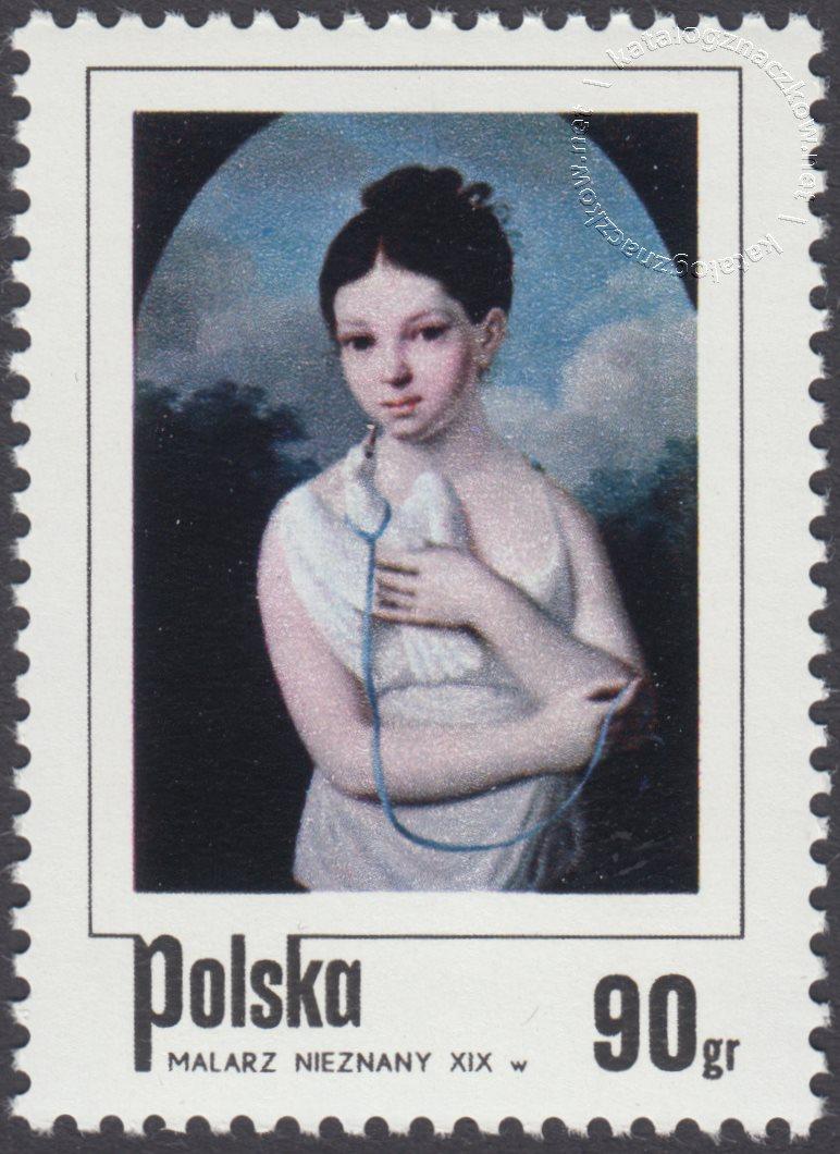 Dzień Znaczka – Dziecko w malarstwie znaczek nr 2192