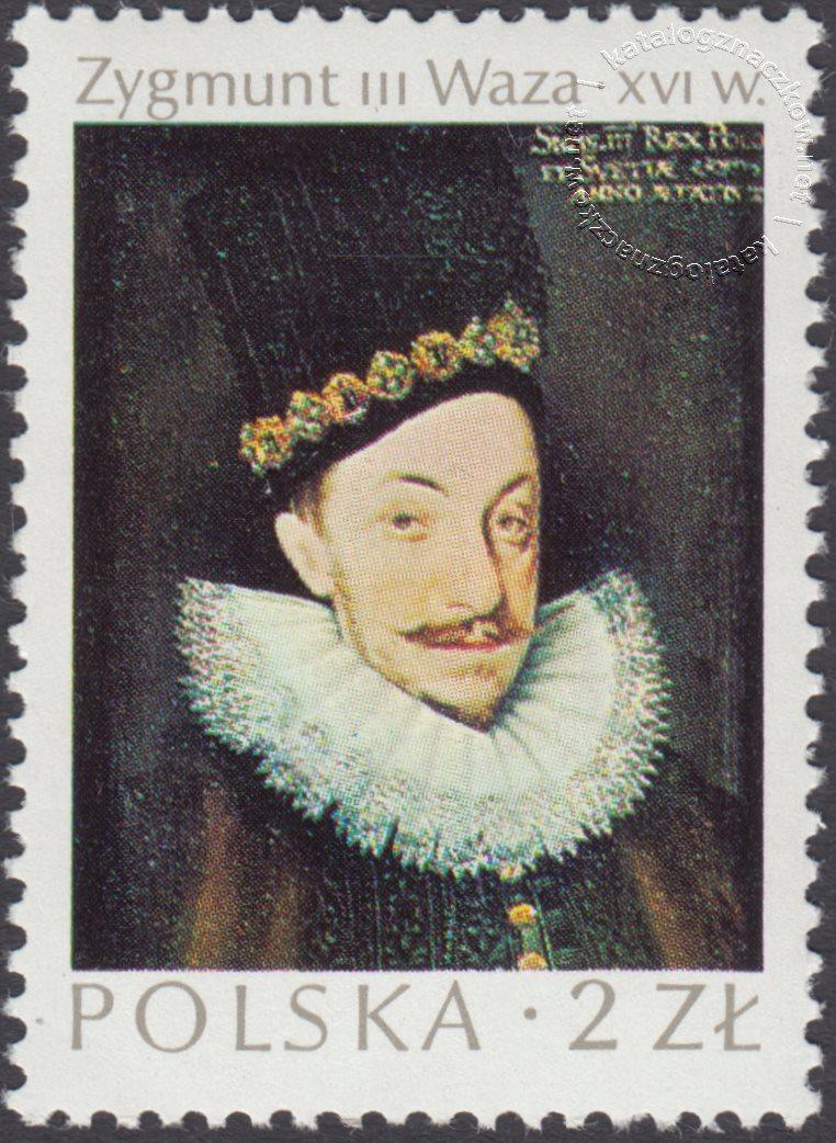 Arcydzieła sztuki polskiej znaczek nr 2201