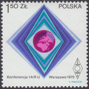 Konferencja Międzynarodowej Unii Radioamatorskiej w Warszawie - 2222