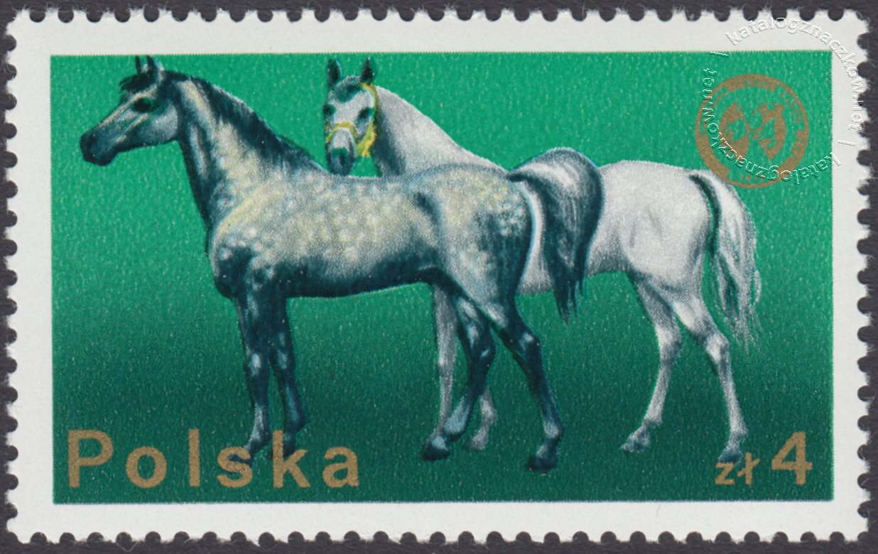 26 Zjazd Europejskiej Federacji Zootechnicznej w Warszawie znaczek nr 2236