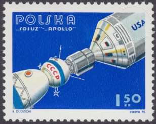 Eksperymentalny lot Apollo - Sojuz - 2239