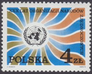 30 rocznica powstania ONZ - 2243