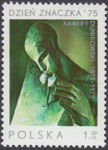 Dzień Znaczka - 100 rocznica urodzin Xawerego Dunikowskiego - 2263