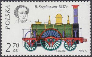Historyczne lokomotywy - 2284