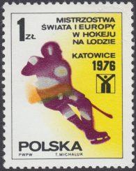 Mistrzostwa Świata i Europy w hokeju na lodzie w Katowicach - 2292