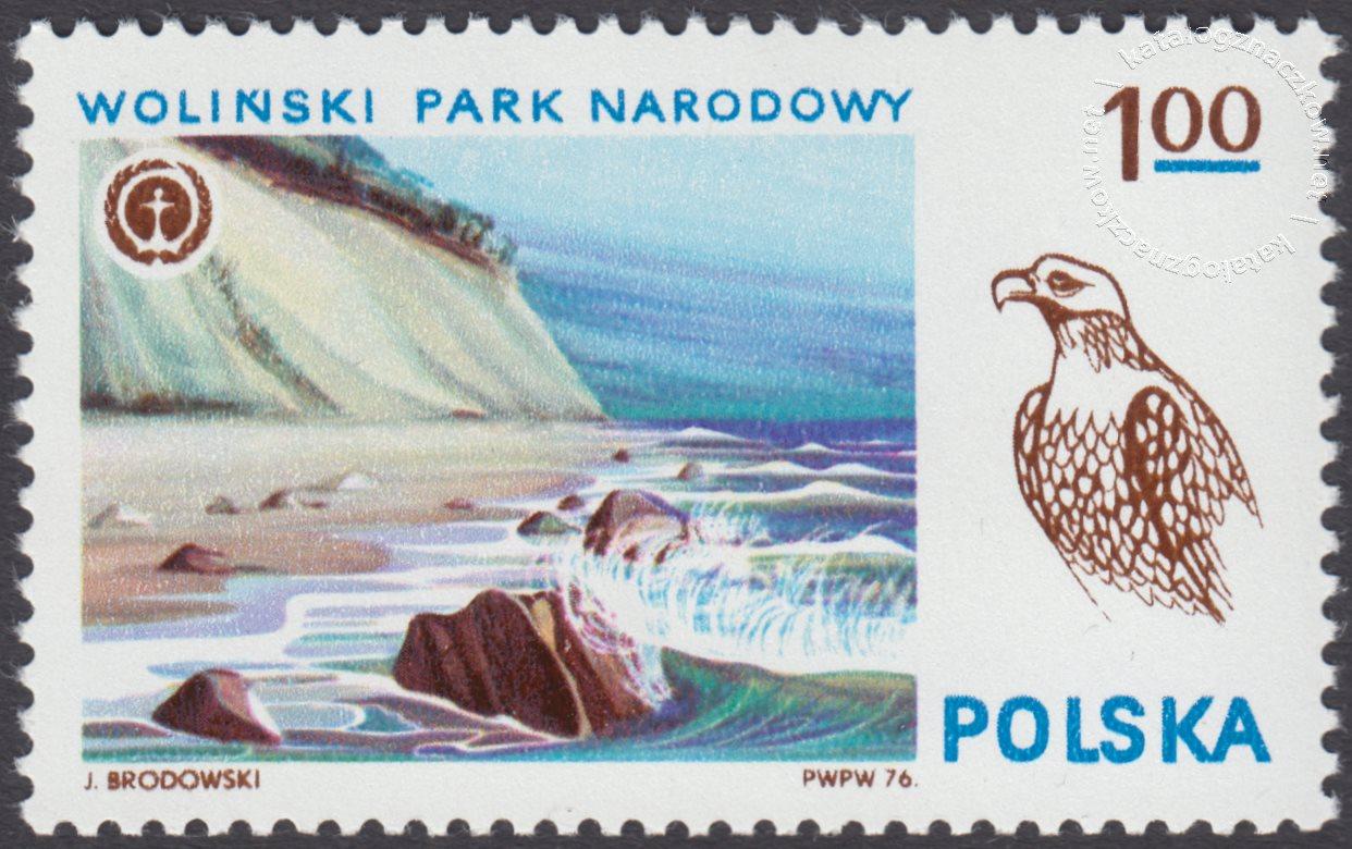 Parki Narodowe znaczek nr 2299