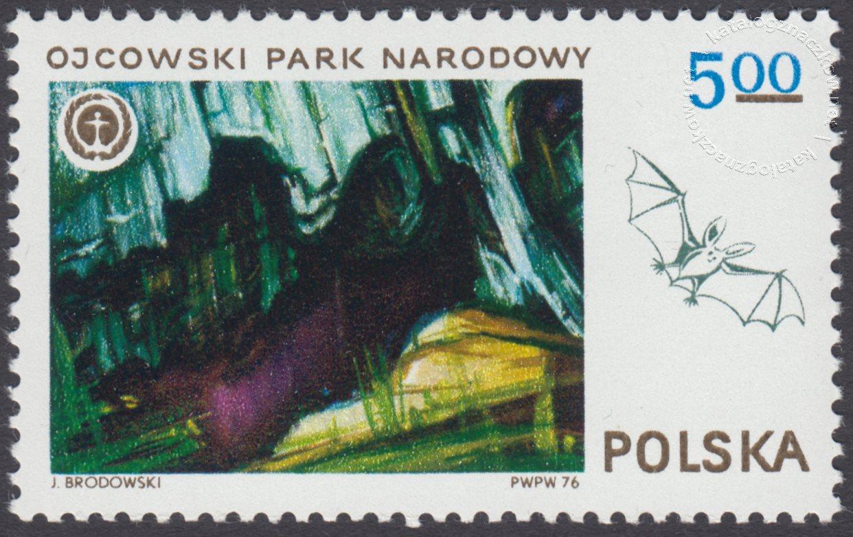 Parki Narodowe znaczek nr 2302