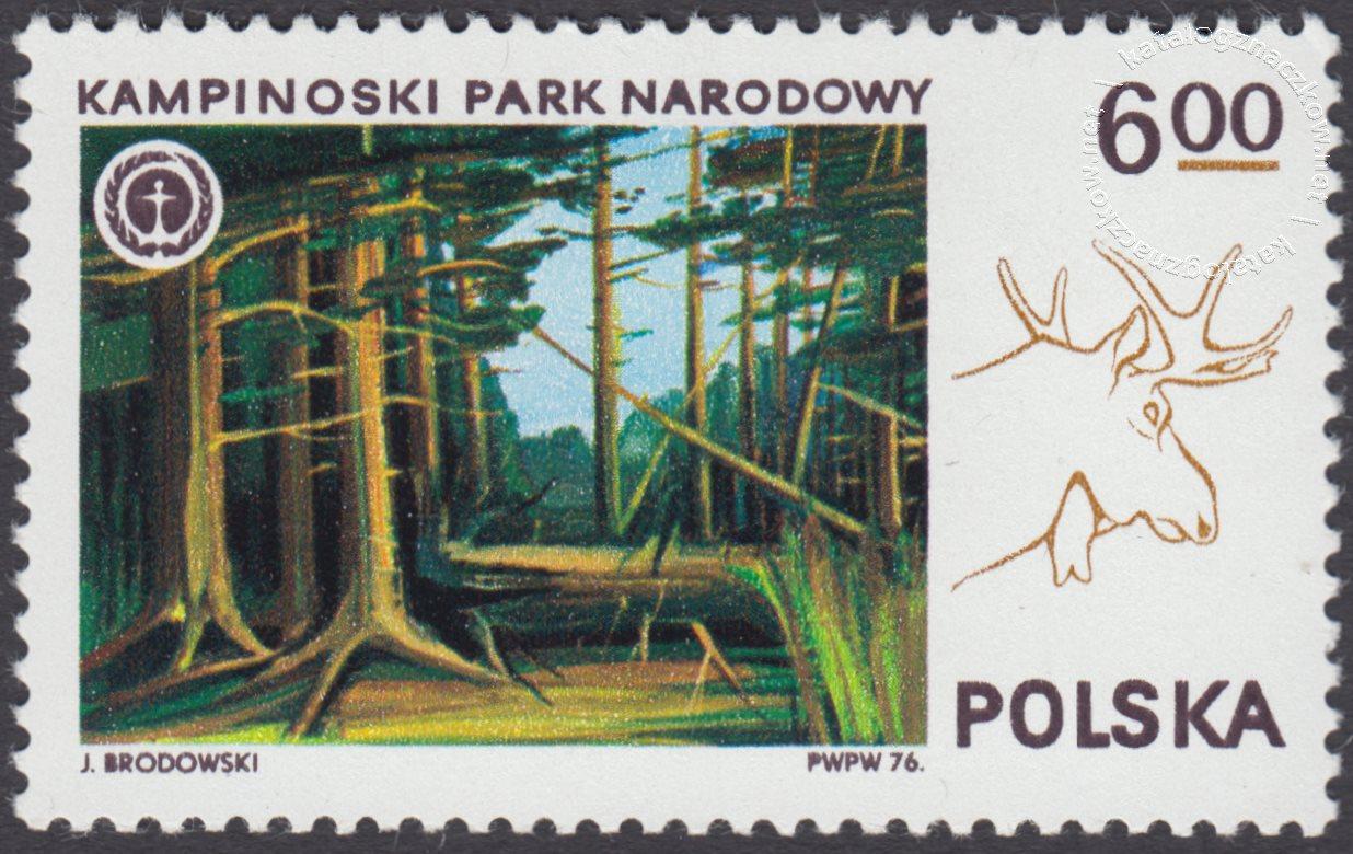 Parki Narodowe znaczek nr 2303