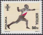 XXI Igrzyska Olimpijskie w Montrealu - 2305