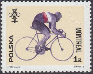 XXI Igrzyska Olimpijskie w Montrealu - 2306