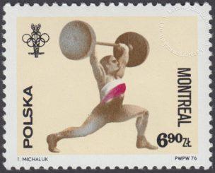 XXI Igrzyska Olimpijskie w Montrealu - 2309