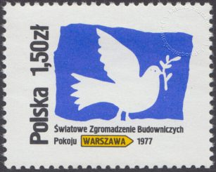 Światowe Zgromadzenie Budowniczych Pokoju w Warszawie - 2356