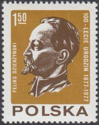 100 rocznica urodzin Feliksa Dzierżyńskiego - 2376