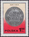 Dzień znaczka - monety polskie - 2380