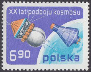 20 lecie podboju kosmosu - 2392