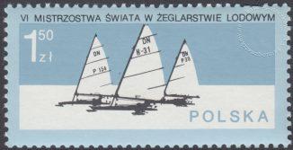 VI Mistrzostwa świata w żeglarstwie lodowym - 2394