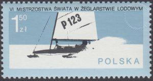 VI Mistrzostwa świata w żeglarstwie lodowym - 2395
