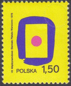 VII Międzynarodowe Biennale Plakatu - 2412