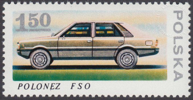 Motoryzacja polska - Polonez - 2414