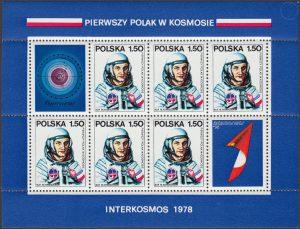 Pierwszy Polak w Kosmosie - Interkosmos ark. 2416