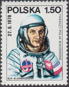 Pierwszy Polak w Kosmosie - Interkosmos - 2416