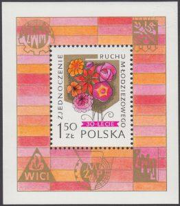 30 rocznica zjednoczenia polskiego ruchu młodzieżowego - Blok 59