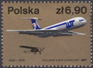 Polskie Linie Lotnicze LOT - 2455