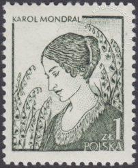 Polska grafika współczesna - 2461
