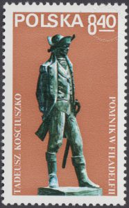 Odsłonięcie pomnika Tadeusza Kościuszki w Filadelfii - 2489