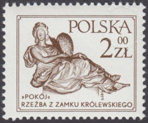 Arcydzieła sztuki - rzeźba Pokój - 2507