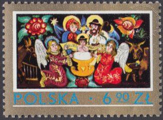 Polskie malarstwo ludowe - 2510